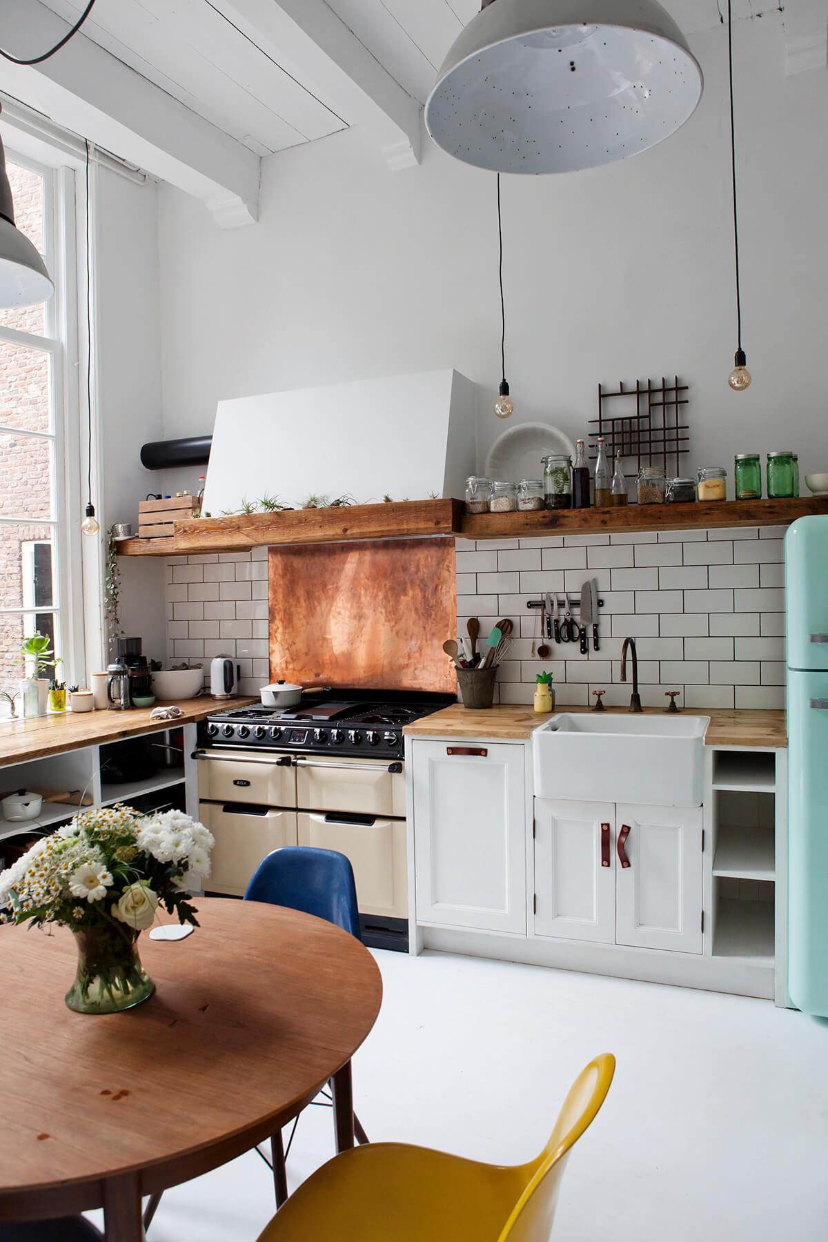 Retro Kitchen Design Pictures