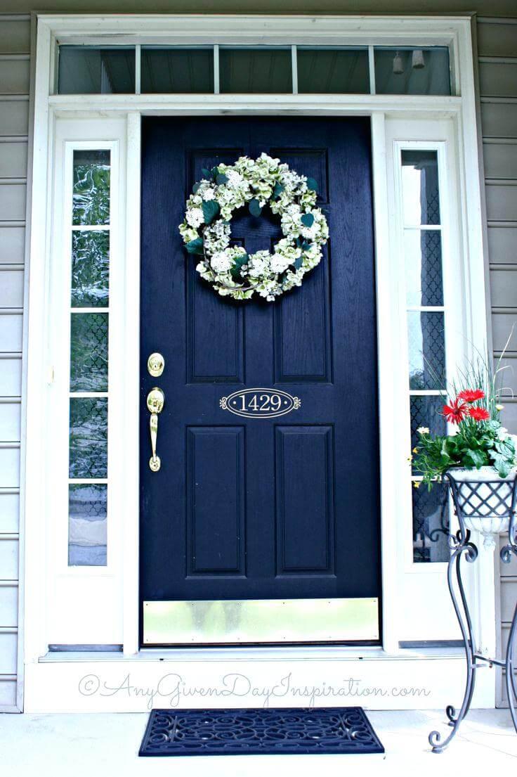 30 Best Front Door Color Ideas and Designs for 2020 on Door Color Ideas  id=51629