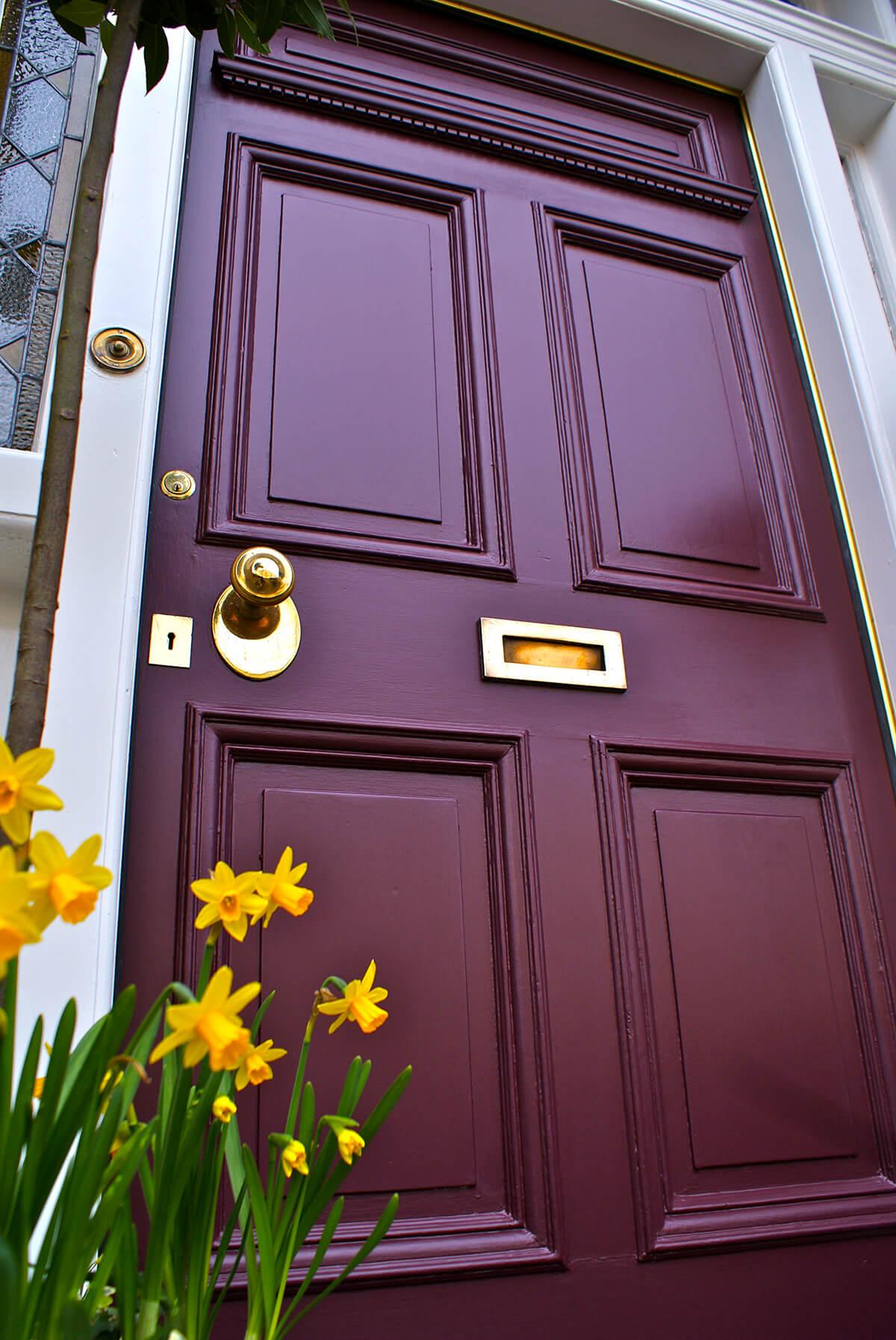 30 Best Front Door Color Ideas and Designs for 2020 on Door Color Ideas  id=69846