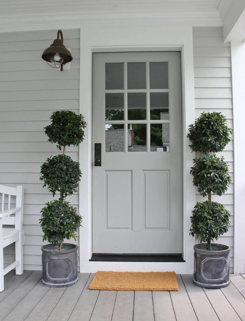 30 Best Front Door Color Ideas and Designs for 2020 on Door Color Ideas  id=26357