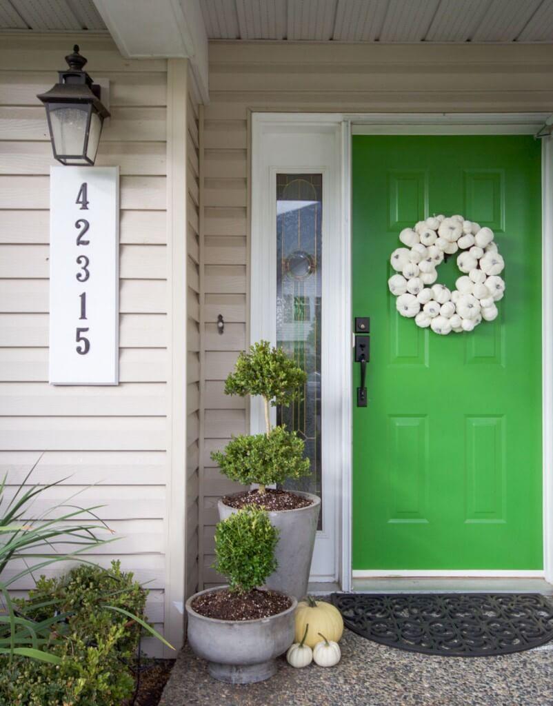 30 Best Front Door Color Ideas and Designs for 2020 on Door Color Ideas  id=23764