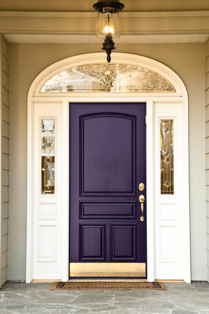 30 Best Front Door Color Ideas and Designs for 2020 on Door Color Ideas  id=67422