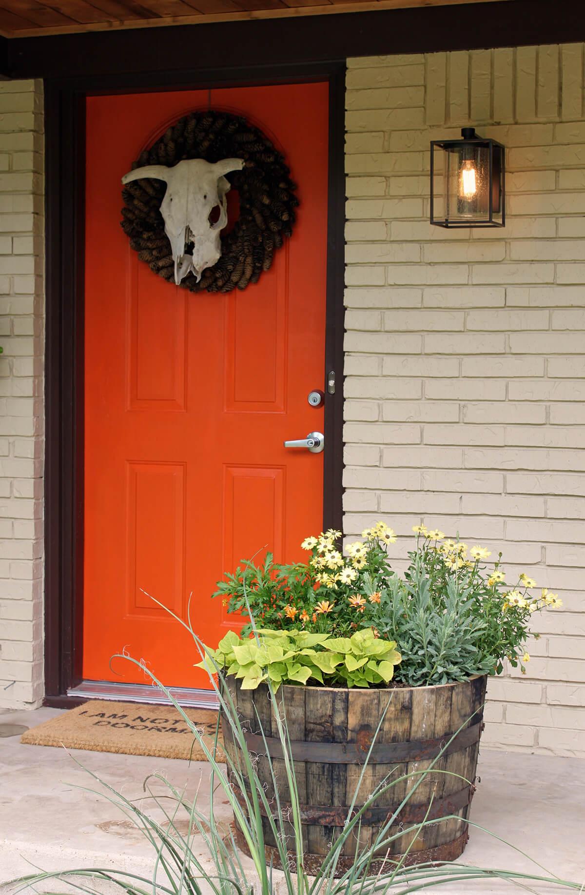 30 Best Front Door Color Ideas and Designs for 2020 on Door Color Ideas  id=38446