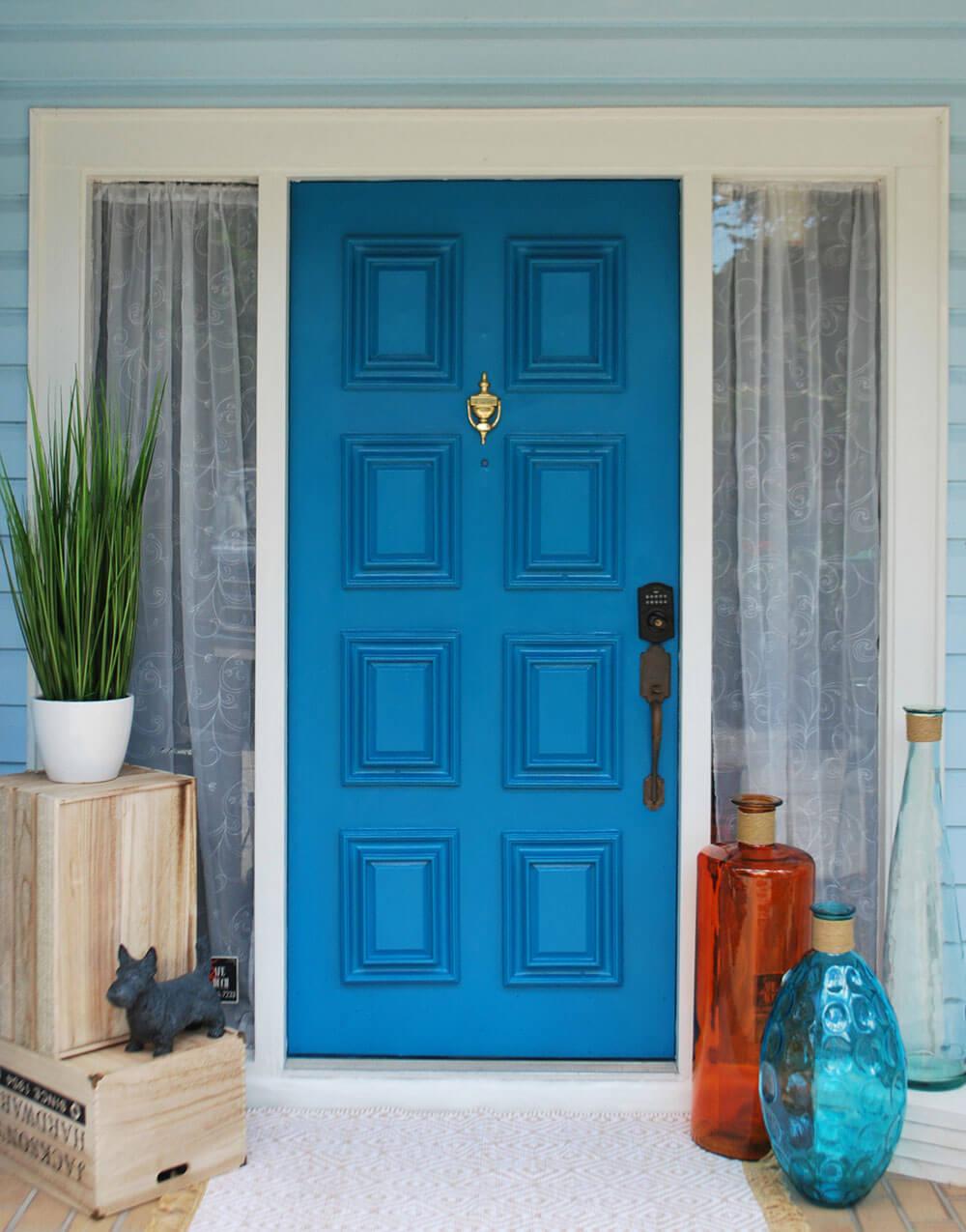 30 Best Front Door Color Ideas and Designs for 2020 on Door Color Ideas  id=73112