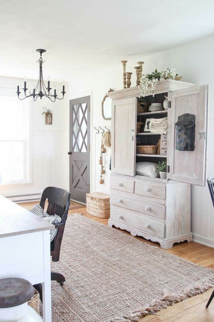 35+ Best Farmhouse Interior Ideas and Designs for 2021