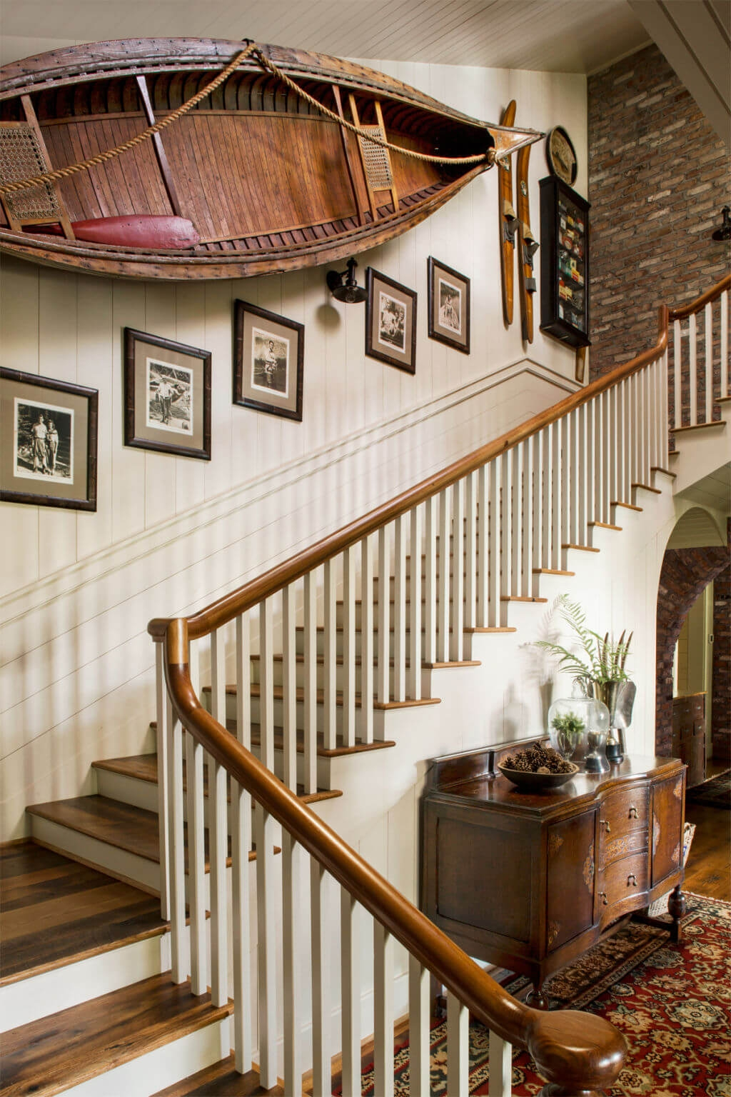 28 Best Stairway Decorating Ideas And Designs For 2020 | Interior Design For Staircase Wall | Side Wall | Cladding | Outside | 2Nd Floor | Under Stair
