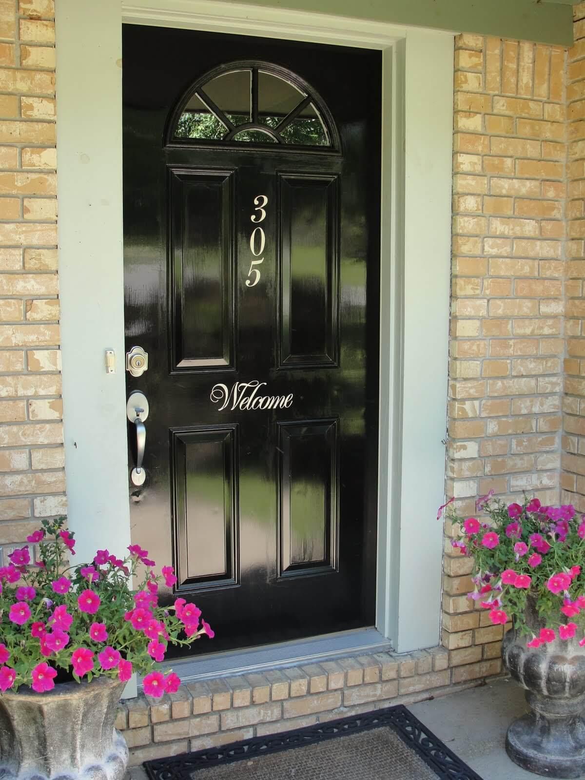 30 Best Front Door Color Ideas and Designs for 2020 on Door Color Ideas  id=56819