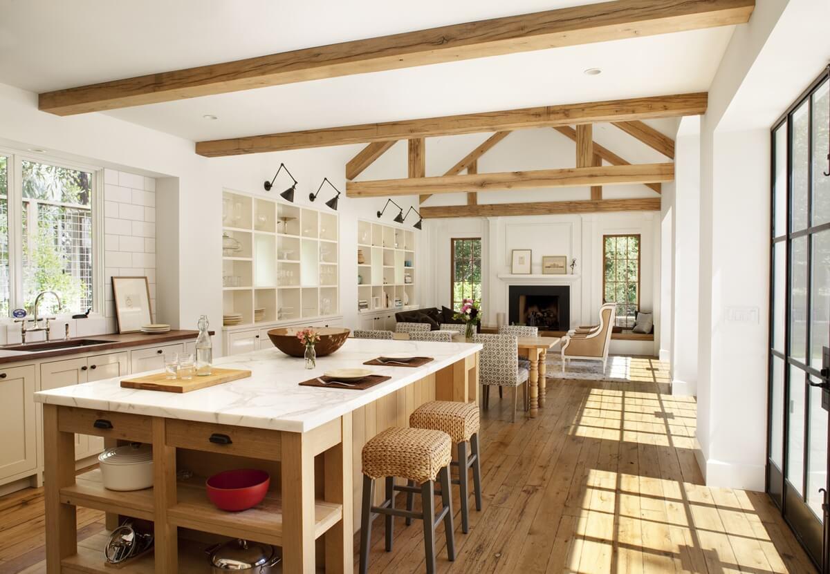 Farmhouse Interior Design Ideas. Home Decorating Ideas