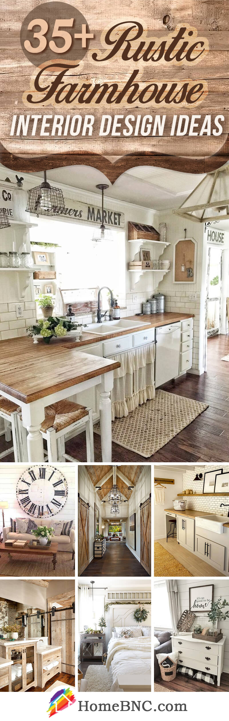 35  Best Farmhouse Interior Ideas and Designs for 2018 Rustic Farmhouse Interior Design Ideas