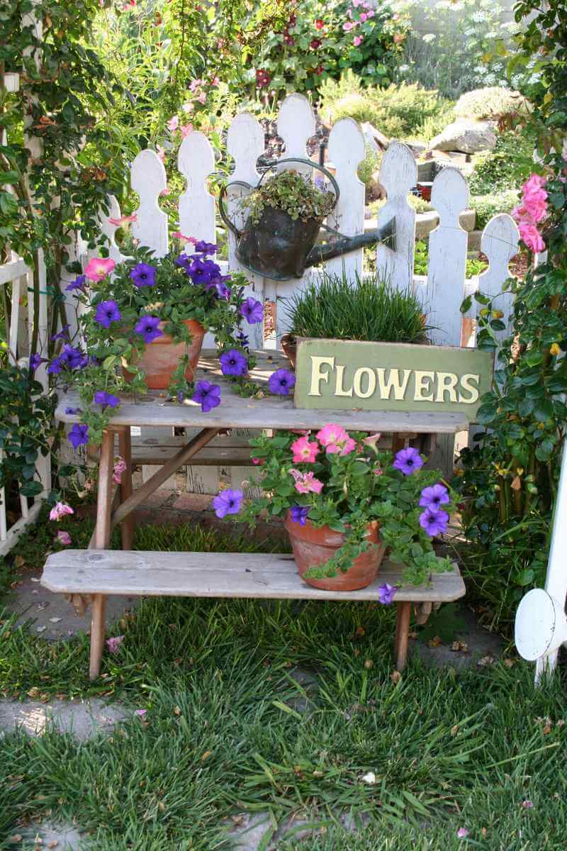 45+ Best Cottage Style Garden Ideas and Designs for 2020 on Cottage Patio Ideas id=63863