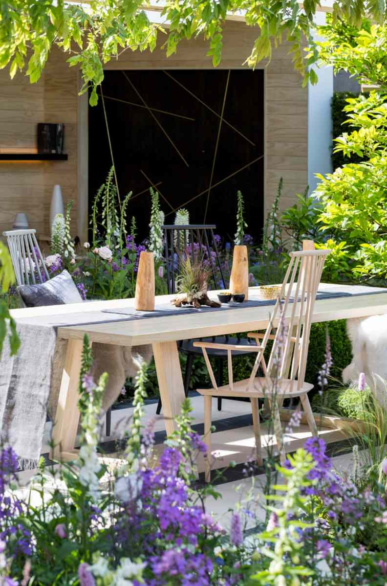 45+ Best Cottage Style Garden Ideas and Designs for 2020 on Bungalow Backyard Ideas id=63474