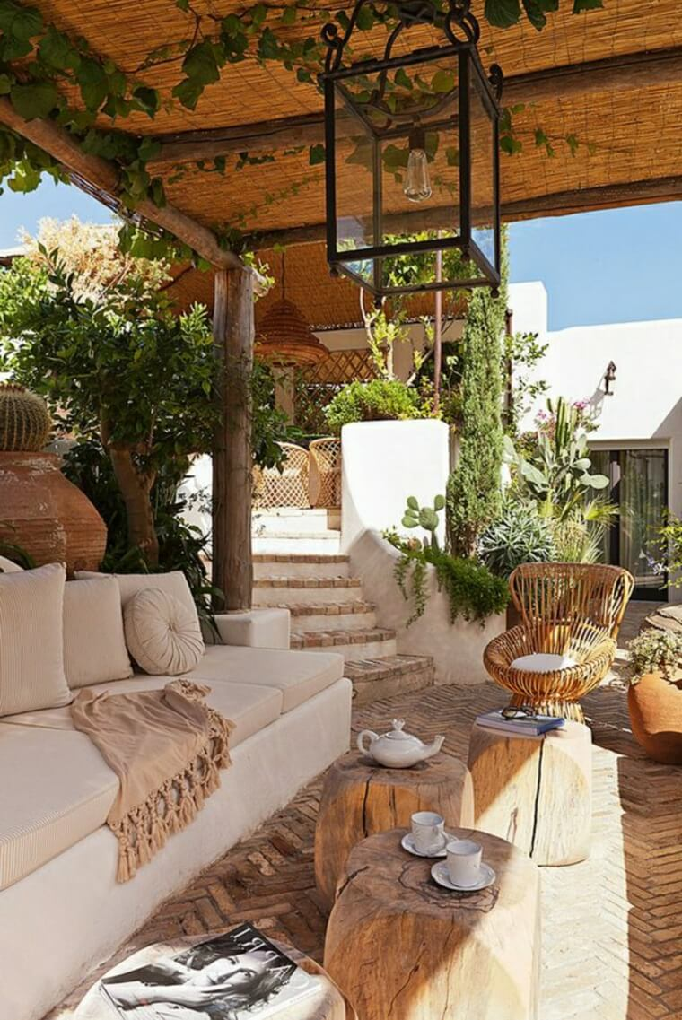 33 Best Outdoor Living Space Ideas and Designs for 2020 on Designer Outdoor Living  id=74069
