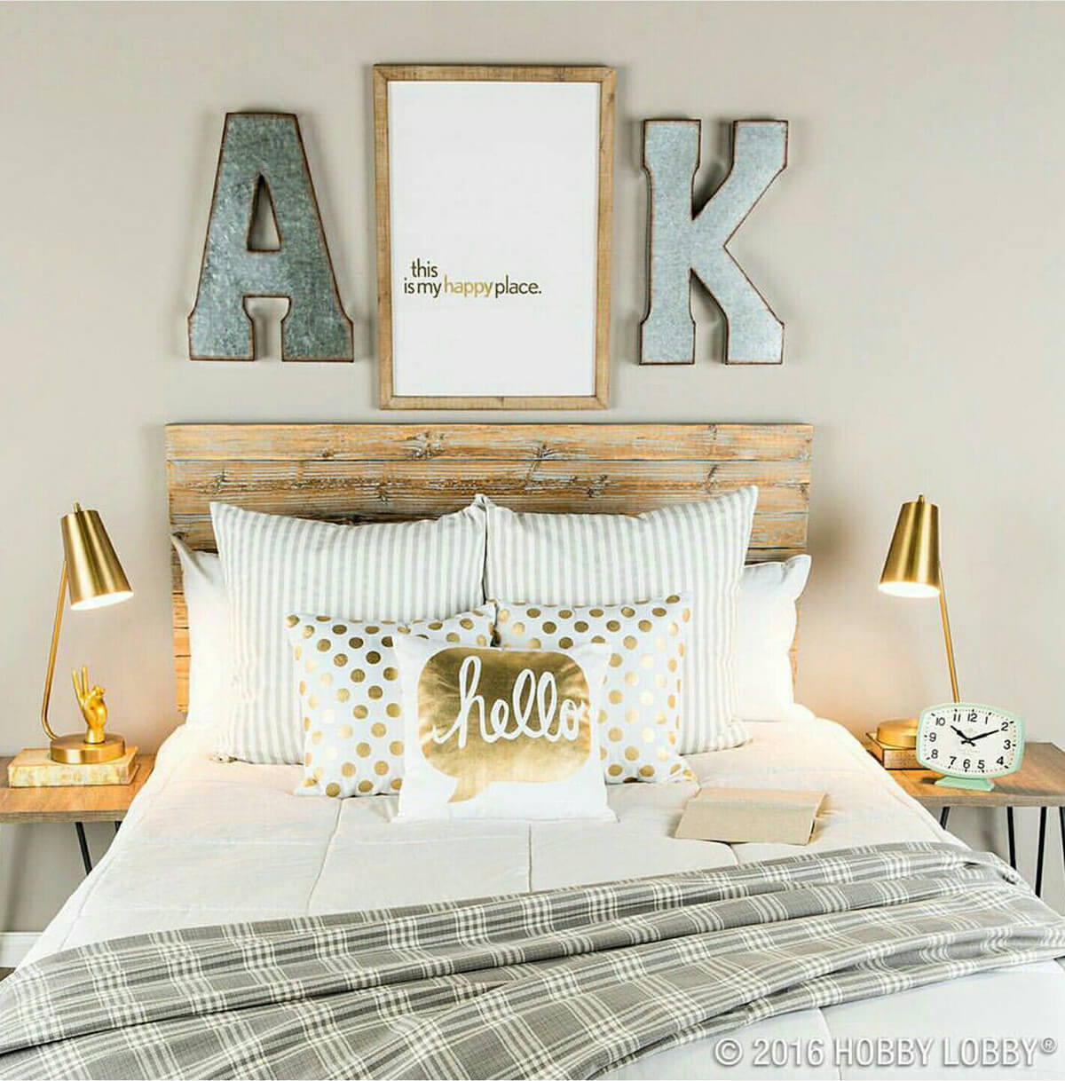 10+ Best Bedroom Wall Decor Ideas and Designs for 10