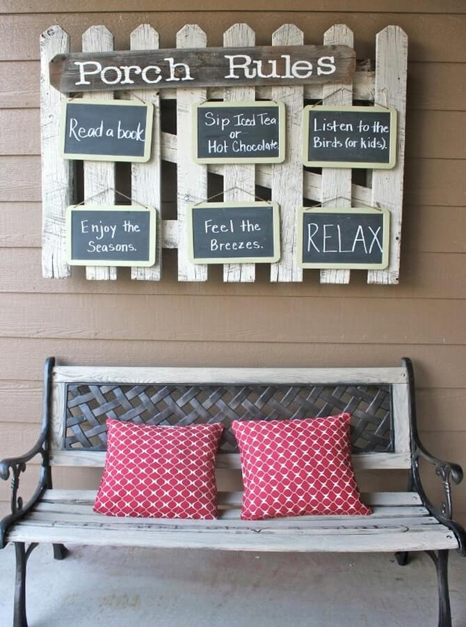 34 best porch wall decor ideas and