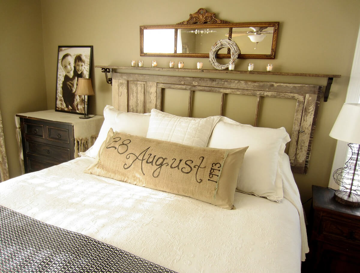25+ Best Bedroom Wall Decor Ideas and Designs for 2020 on Bedroom Wall Decor  id=24358