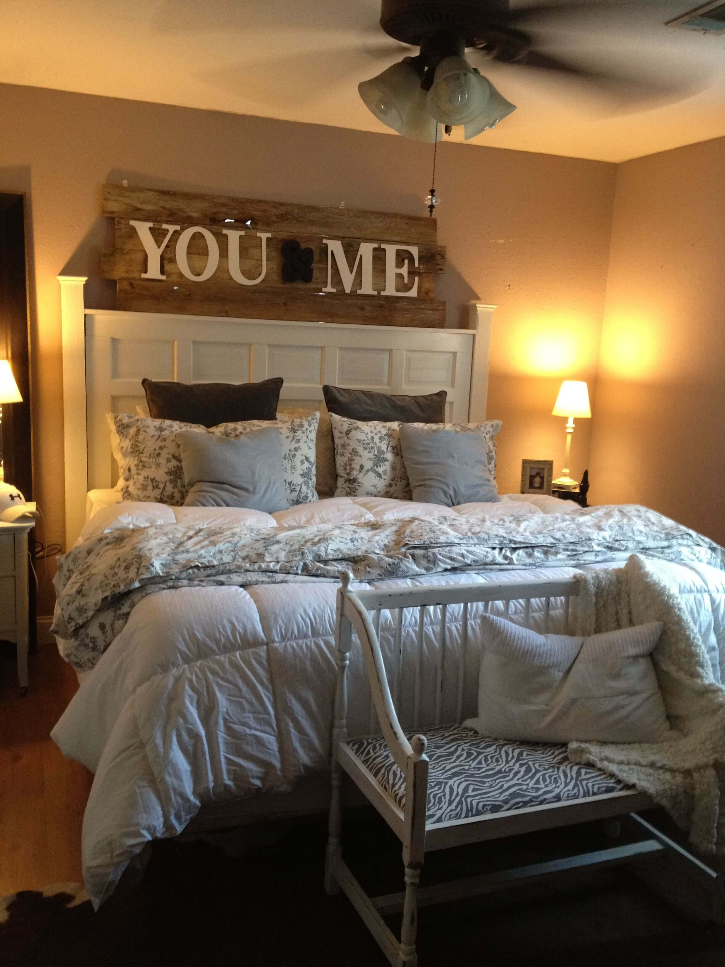 25+ Best Bedroom Wall Decor Ideas and Designs for 2020 on Bedroom Wall Decor  id=27401