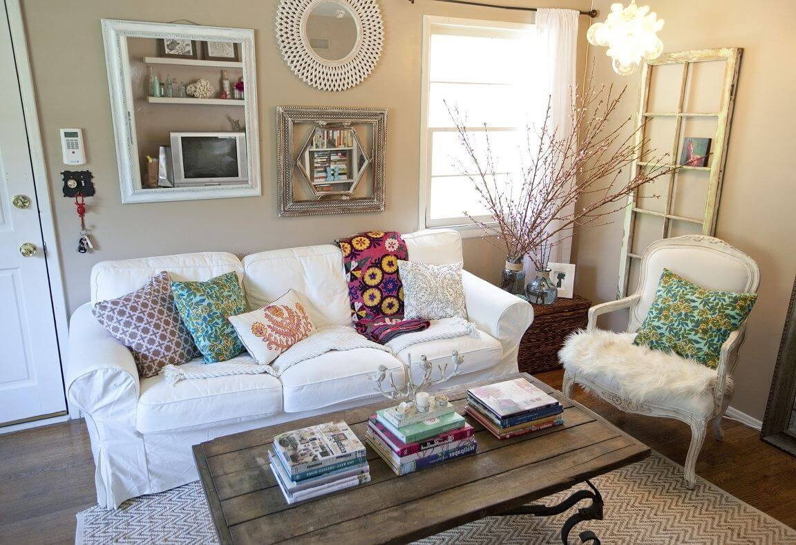 25+ Best Small Living Room Decor and Design Ideas for 2020 on Small Living Room Ideas 2019  id=41178