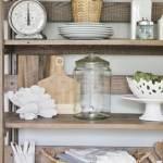 26 Best Farmhouse Shelf Decor Ideas And Designs For 2020