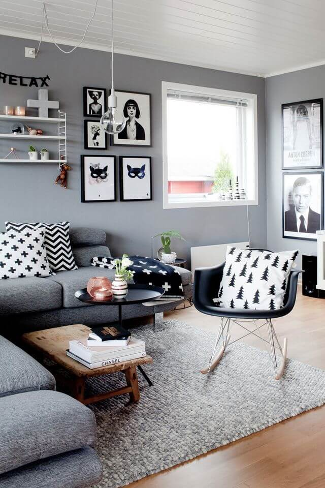 25+ Best Small Living Room Decor and Design Ideas for 2020 on Small Living Room Decor Ideas  id=72214