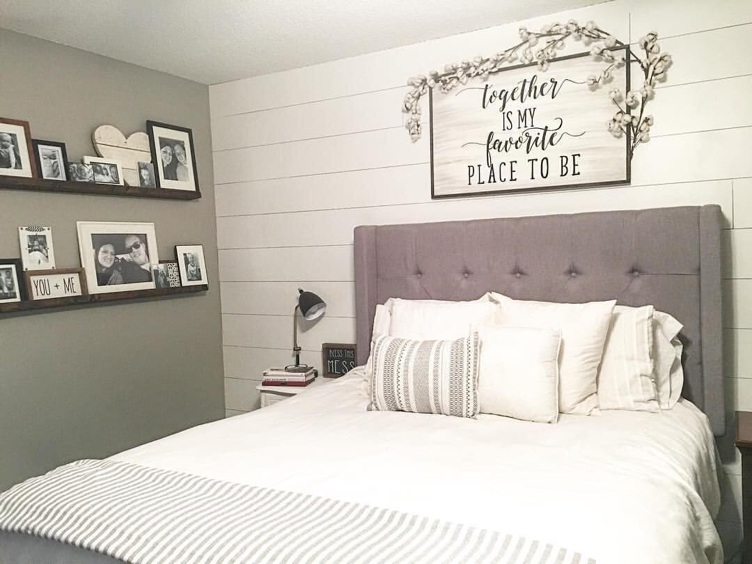 25+ Best Bedroom Wall Decor Ideas and Designs for 2020 on Bedroom Wall Decor  id=72580
