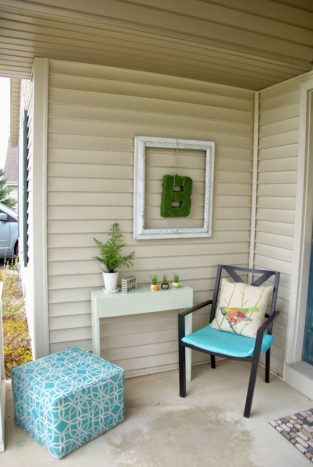 34 Best Porch Wall Decor Ideas and Designs for 2020 on Backyard Wall Decor Ideas id=60771