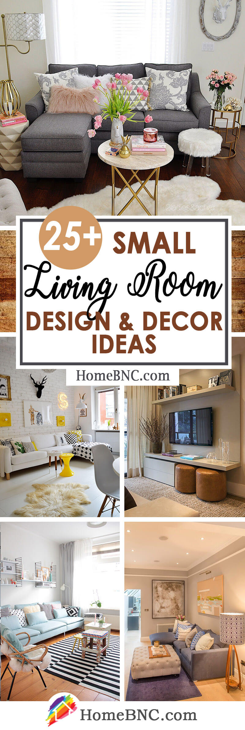 25+ Best Small Living Room Decor and Design Ideas for 2020 on Small Living Room Ideas 2019  id=75920