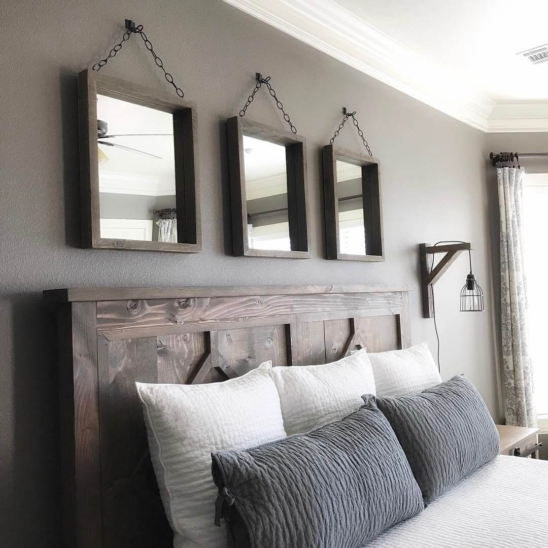 25 Best Farmhouse Mirror Ideas And Designs For