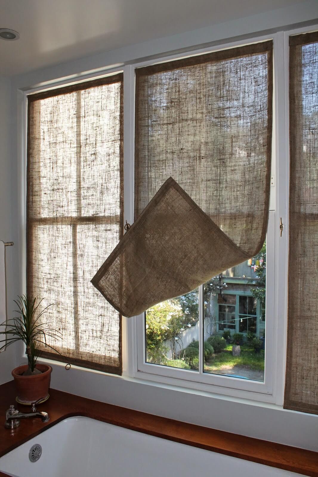 26 Best Farmhouse Window Treatment Ideas and Designs for 2020 on Farmhouse Curtain Ideas  id=86994