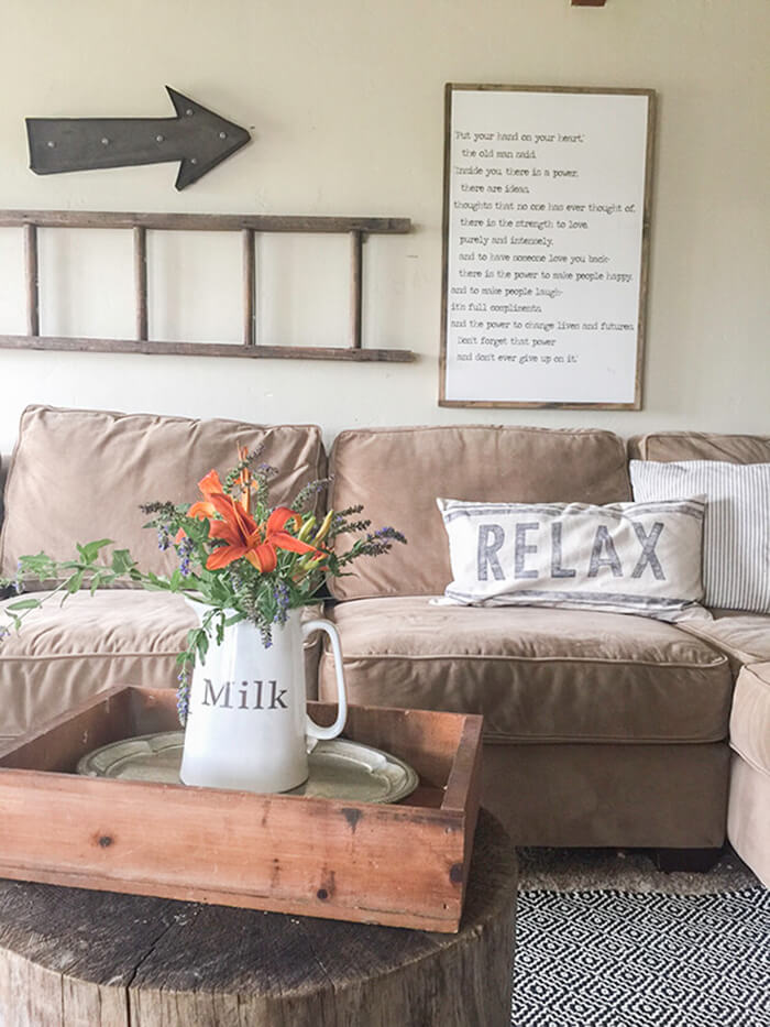33 Best Rustic Living Room Wall Decor Ideas and Designs ... on Room Wall Decor id=18706