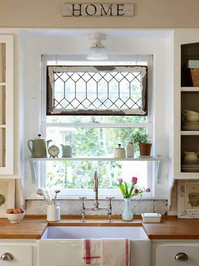 26 Best Farmhouse Window Treatment Ideas and Designs for 2020 on Farmhouse Curtain Ideas  id=55286