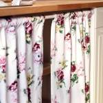 24 Best Kitchen Cabinet Curtain Ideas And Designs For 2020