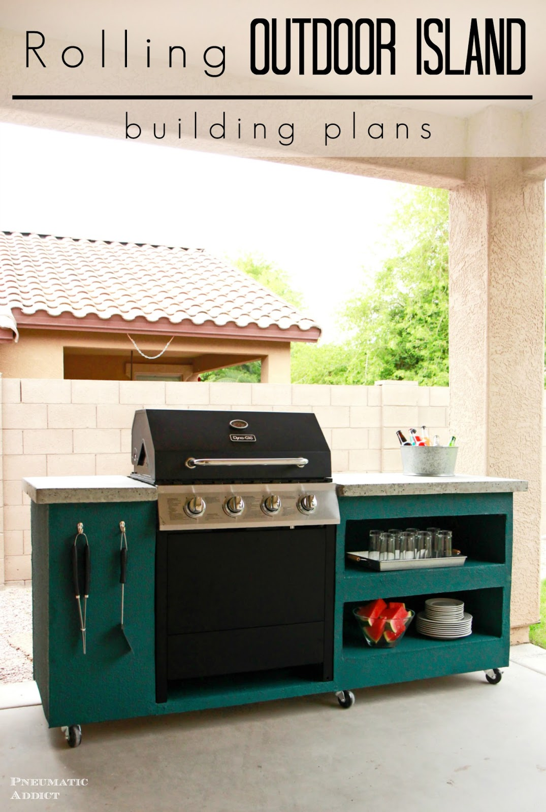 7 Best DIY Grill Station Ideas and Projects for 2020 on Patio Grill Station id=91310