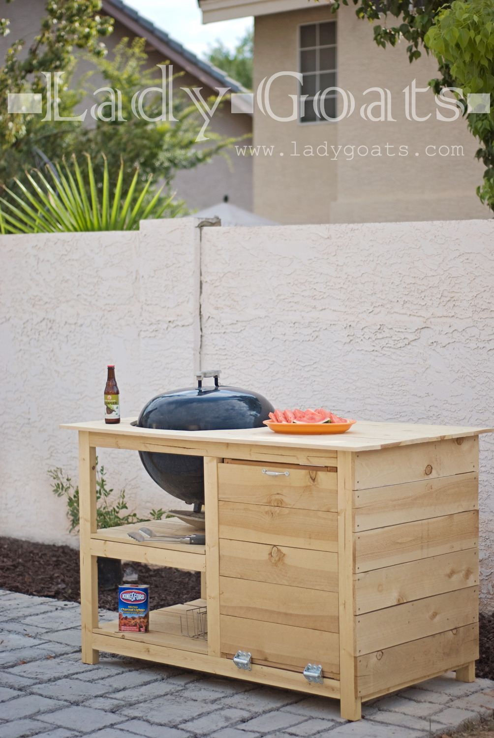 7 Best DIY Grill Station Ideas and Projects for 2020 on Patio Grill Station id=63746