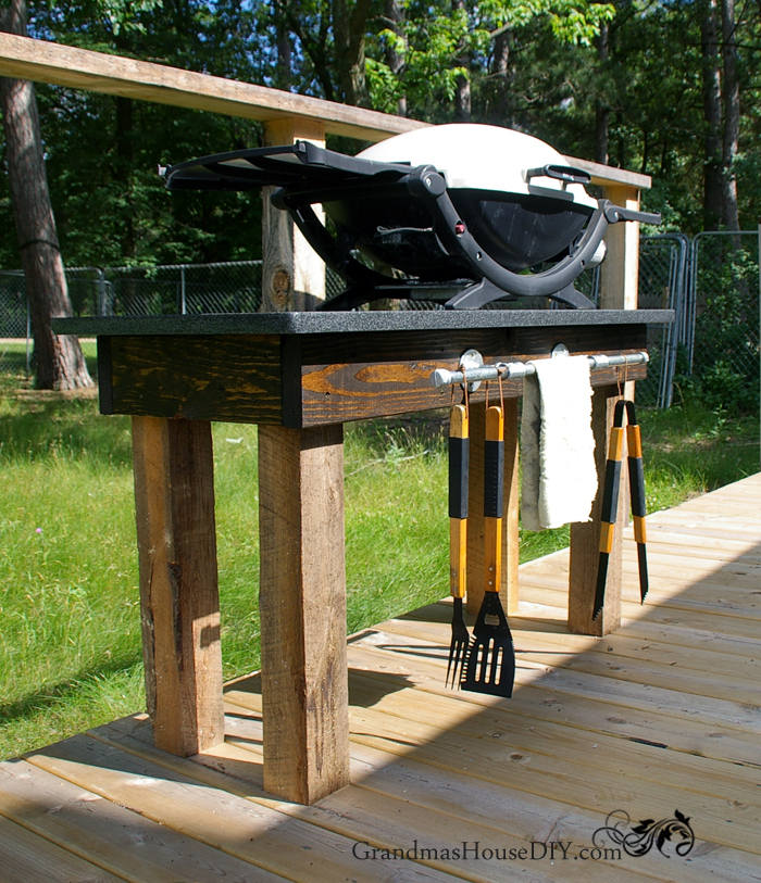 7 Best DIY Grill Station Ideas and Projects for 2020 on Patio Grill Station  id=30607