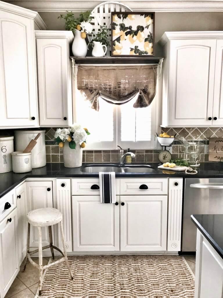 8 Best Farmhouse Kitchen Backsplash Ideas and Designs for 2020 on Farmhouse Kitchen Ideas  id=12621