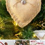 26 Best Rustic Diy Christmas Ornament Ideas And Designs For 2021