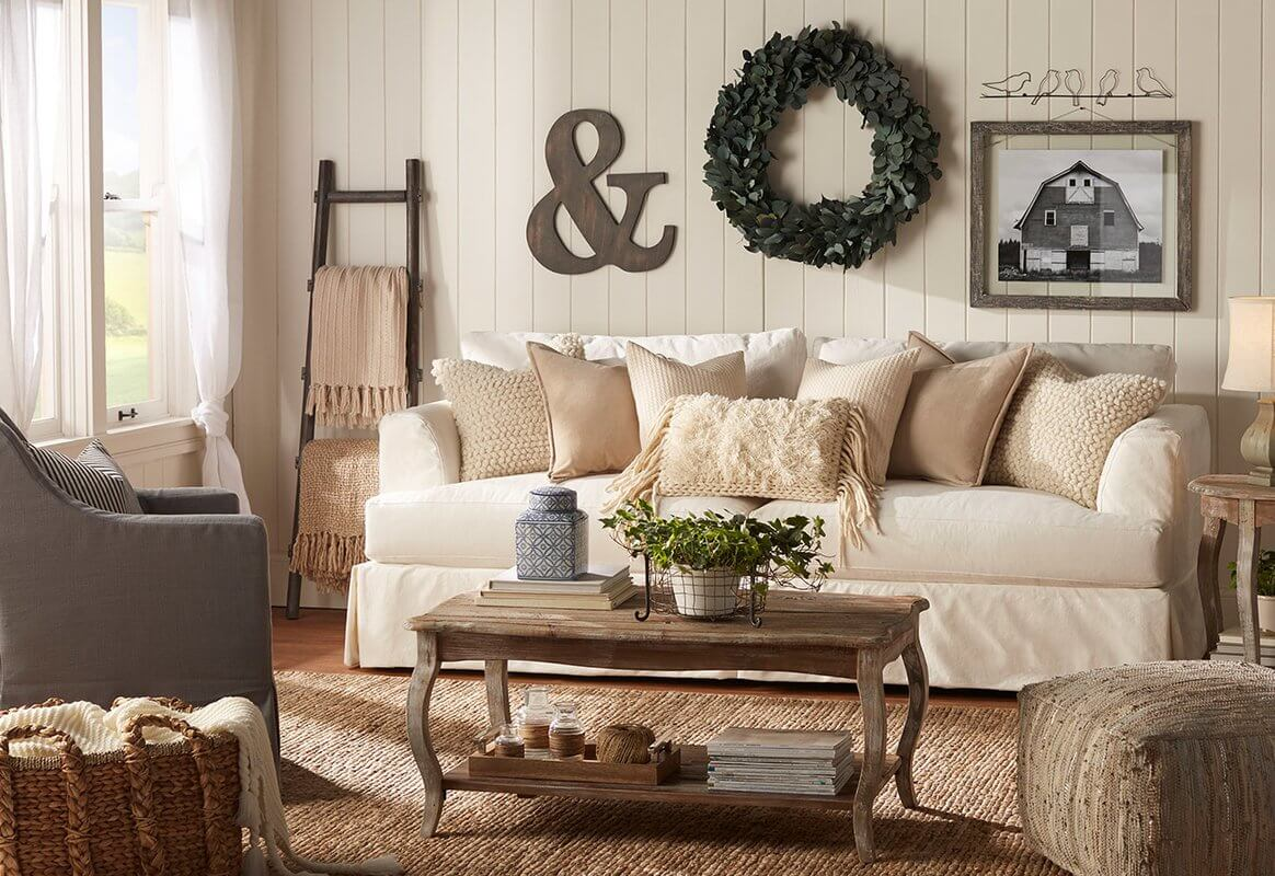 21 Best Rustic Living Room Furniture Ideas And Designs For 2020