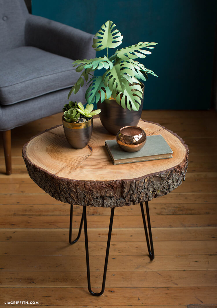 21 best wood slice decoration ideas and
