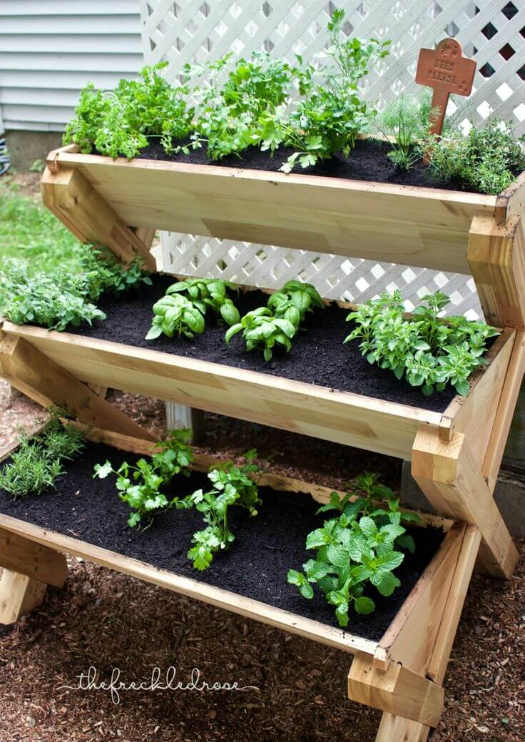 14 Best Garden Planter Ideas and Designs for 2019 on Wooded Backyard Ideas id=20750