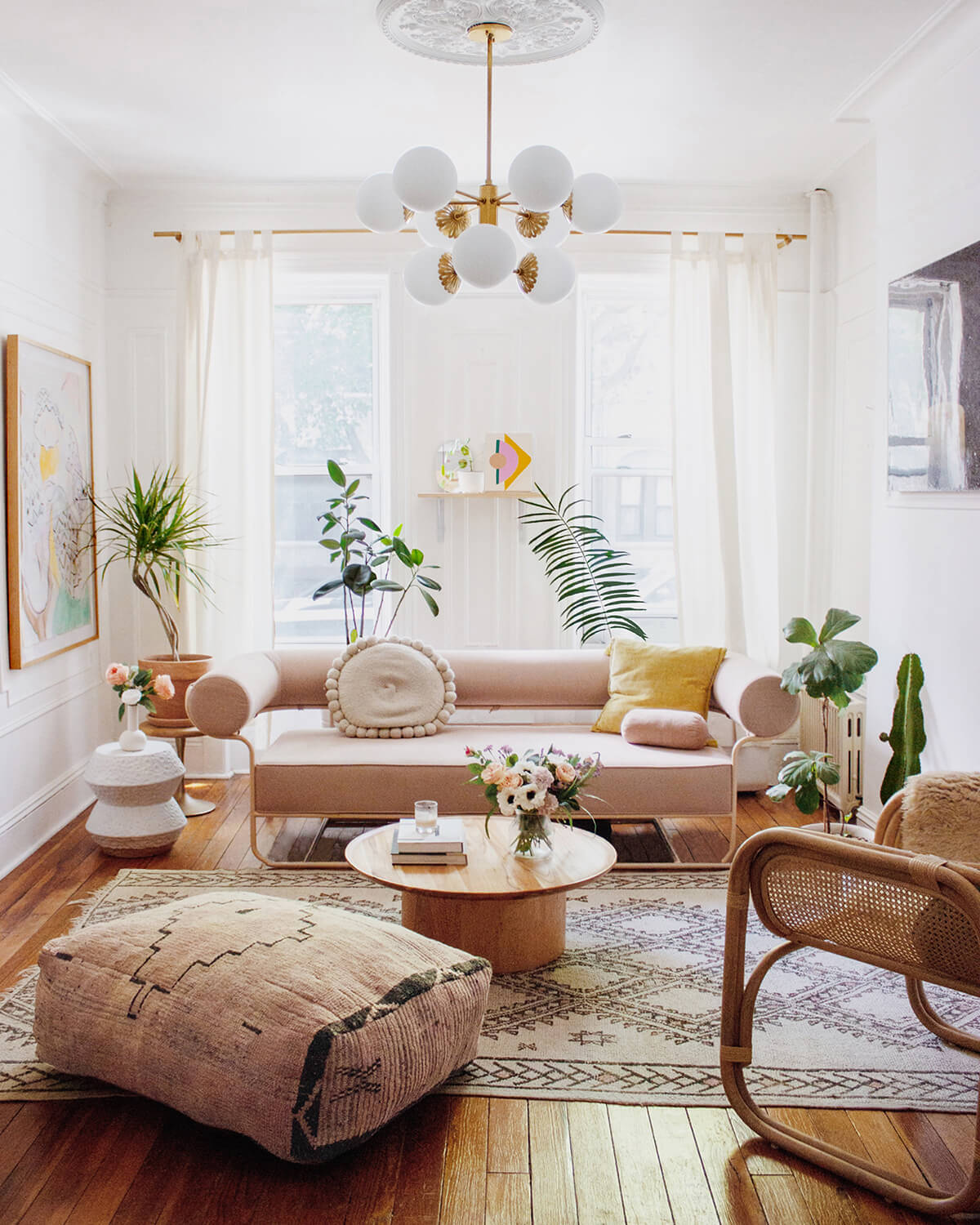 20 Best Small Apartment Living Room Decor and Design Ideas ... on Small Room Decoration  id=56185