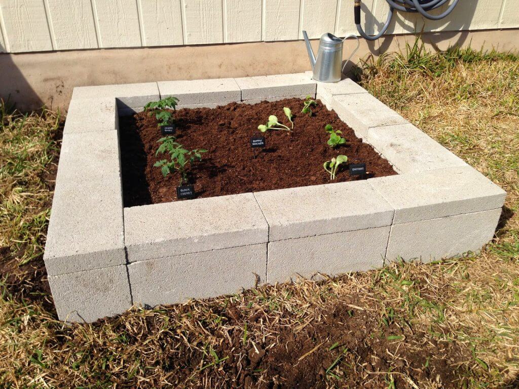 9 Best Cinder Block Outdoor Projects Ideas And Designs
