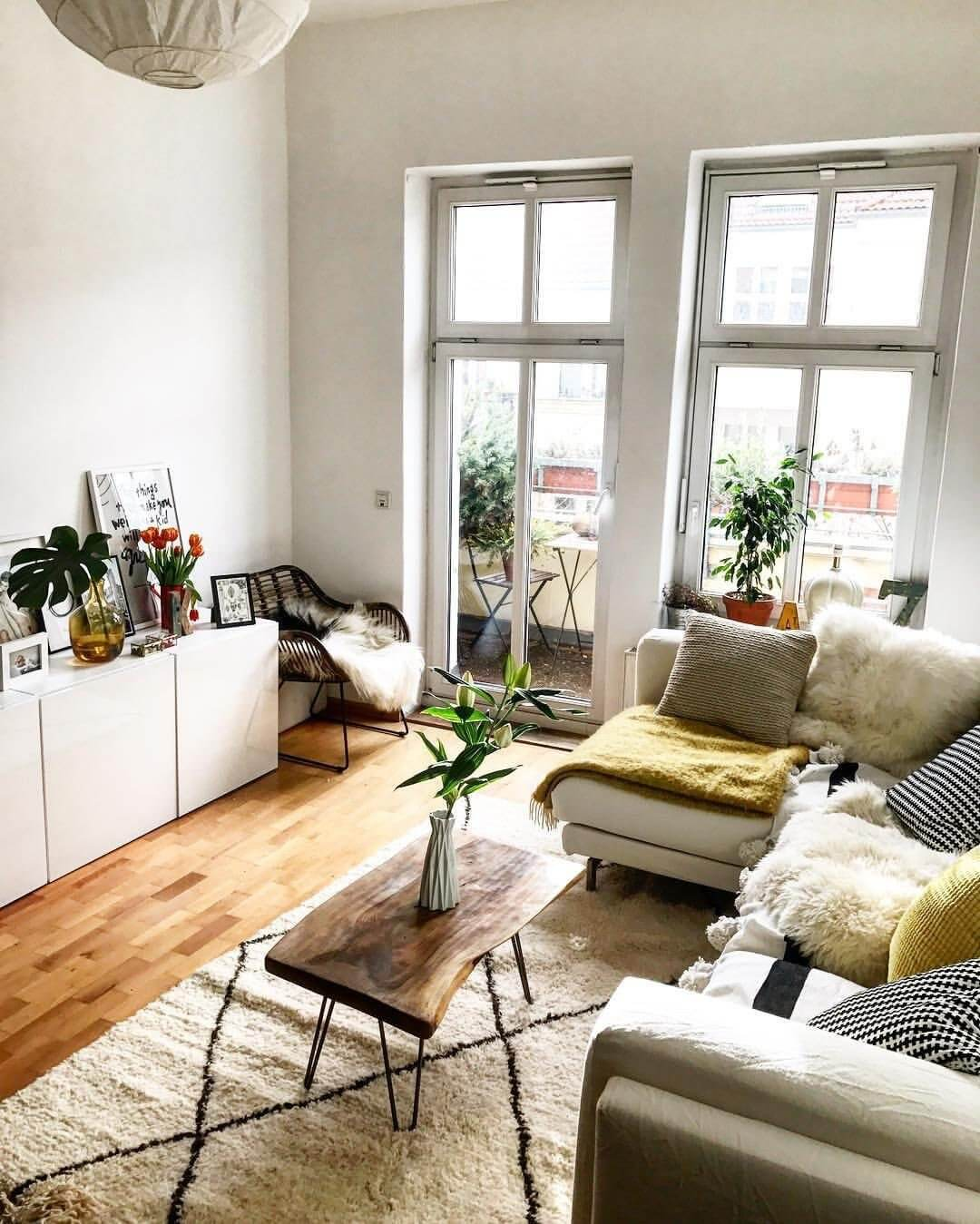 20 Best Small Apartment Living Room Decor and Design Ideas ... on Small Living Room Ideas 2019  id=33753