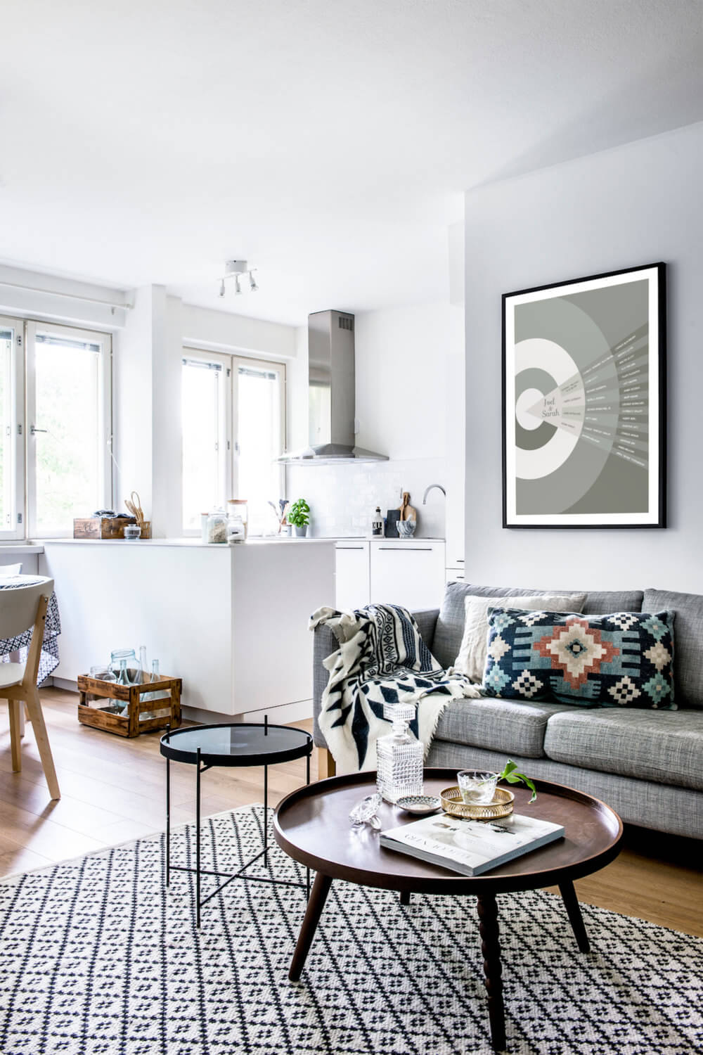 20 Best Small Apartment Living Room Decor and Design Ideas ... on Small Living Room Ideas 2019  id=80156