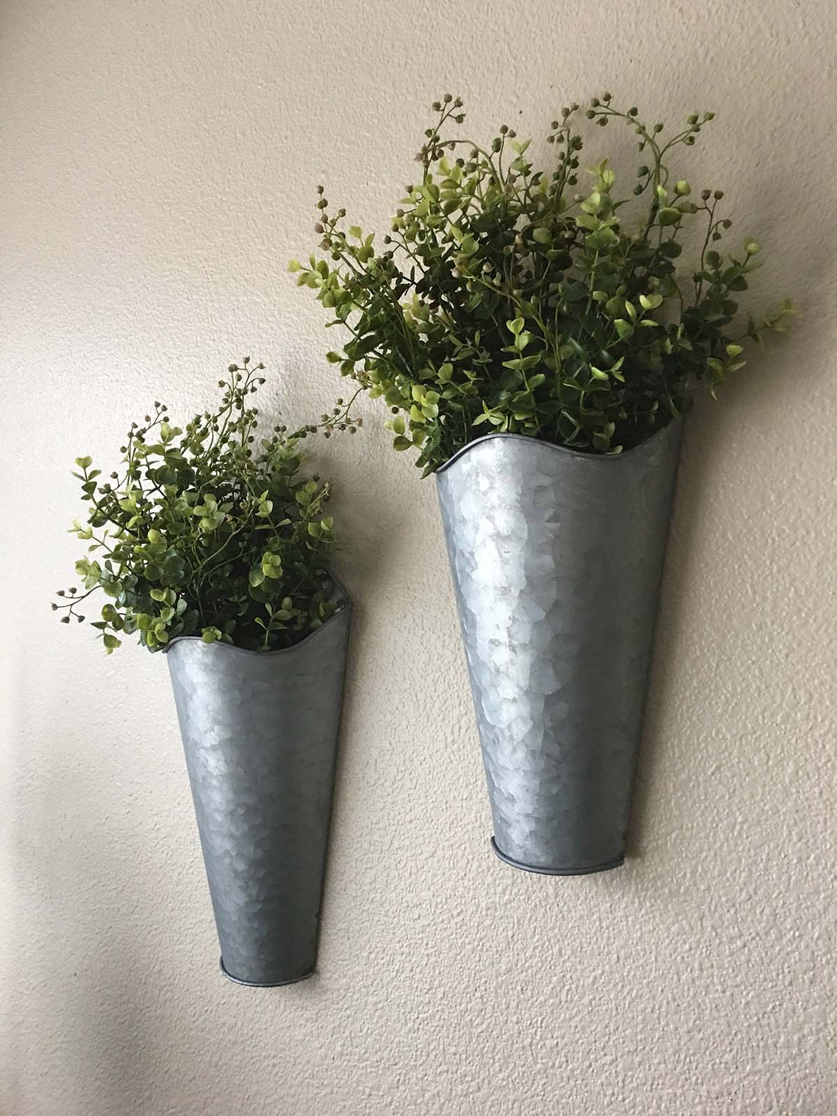 Kirklands Wall Planters