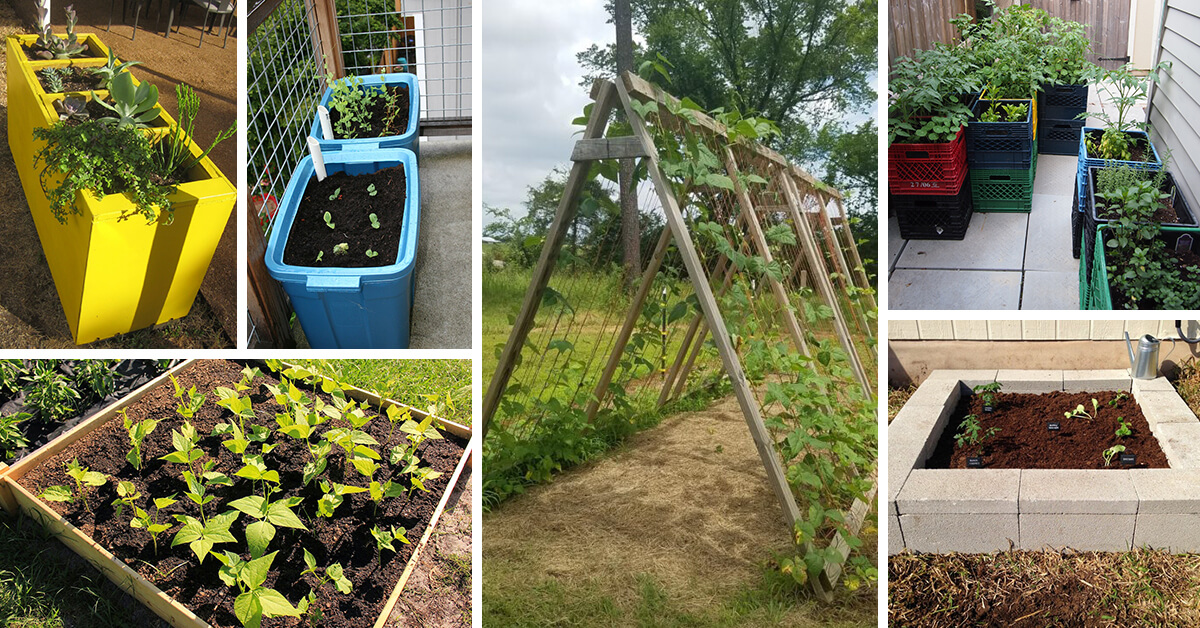 13 Best DIY Raised Garden Bed Ideas and Designs for 2020 on Cheap Bed Ideas  id=75361