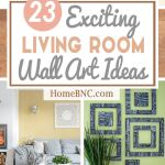 23 Best Living Room Wall Art Ideas And Designs For 2021
