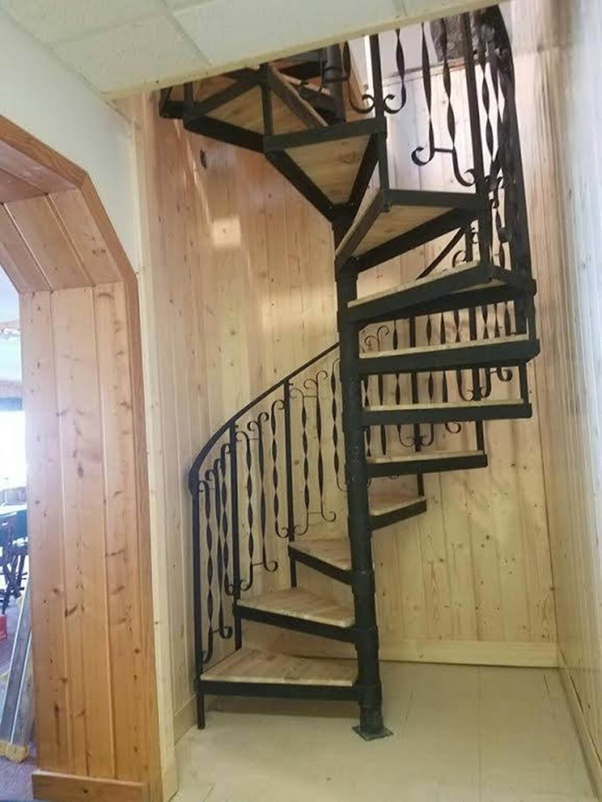 16 Best Spiral Staircase Ideas And Designs For 2020 | Diy Outdoor Spiral Staircase | Small Space | Before And After | Backyard | Half Circle | Metal