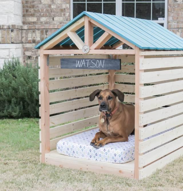 02 best outdoor dog house design ideas homebnc