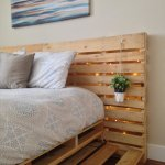 مربى سنة جديدة مجاعة Wood Pallet Bed Ideas Loudounhorseassociation Org