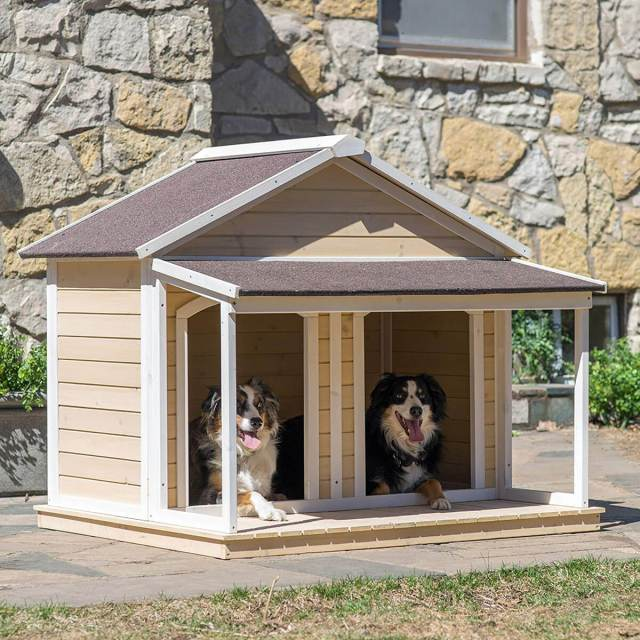 07 best outdoor dog house design ideas homebnc